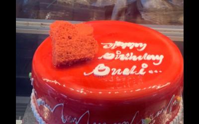 Stwarry Cake 1 pound